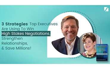 Image for High-Stakes Negotiation Workshop with Verne Harnish at The Growth Institute