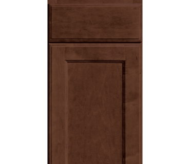 RALSTON MAPLE PECAN CABINET
