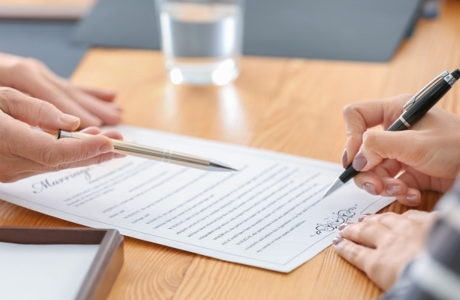 image for Prenups Aren't Just For The Rich And Famous. 6 Reasons To Have A Prenuptial Agreement