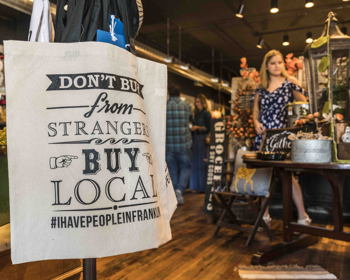 Start Here Open House – Shop Small Business Saturday