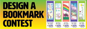Image for Design a Bookmark Contest Winners