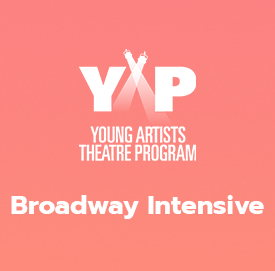 Image for YAP BROADWAY INTENSIVE