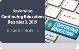 Image for Upcoming Continuing Education