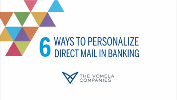 Image for 6 Ways to Personalize Direct Mail in Banking