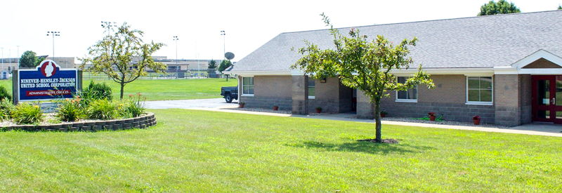 NHJ Administration Building Indian Creek Schools