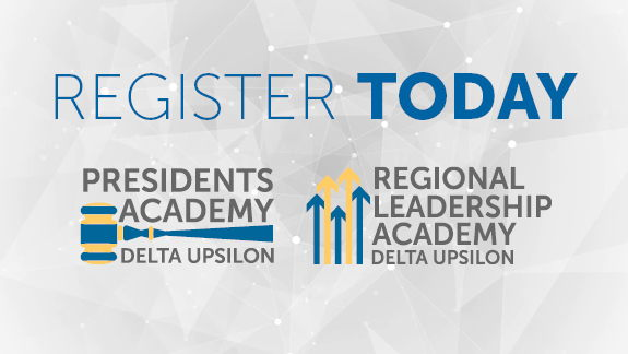 Presidents Academy and RLA registration open
