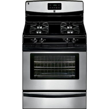 KENMORE 30″ 4.2 CU. FT. GAS RANGE- STAINLESS