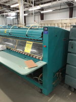 2001 LAVATEC SHEET FOLDER WITH STACKER