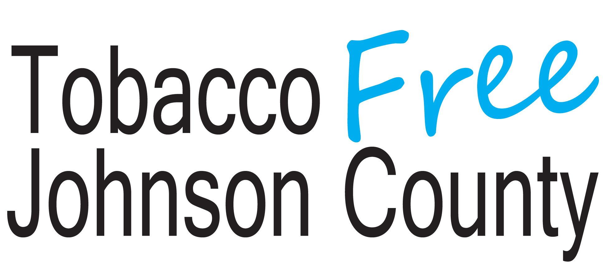 Tobacco Free Johnson County Logo
