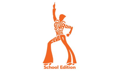 Logo for Saturday Night Fever School Edition
