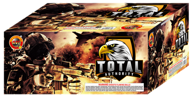Image of Total Authority 45 Shot