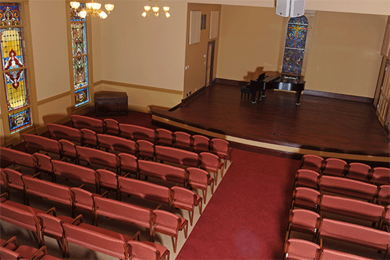 Image for Franklin College Chapel