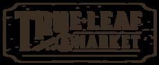 True Leaf Market Logo