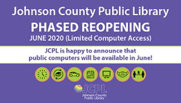 Image for JCPL's Phased Reopening