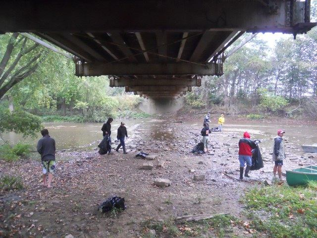 Mississinewa Clean-Up image