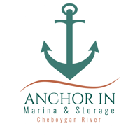 Image of Anchor In Marina and Storage