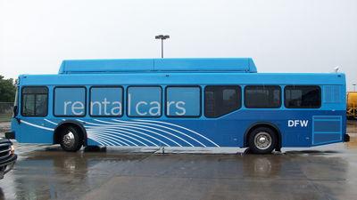 Transport Bus Full Wrap