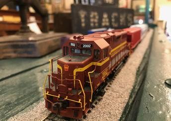 Franklin Railroad Depot Museum