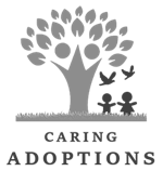 Logo for Caring Adoptions