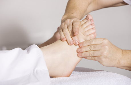 image for How to Relieve Plantar Fasciitis with Massage and Stretching