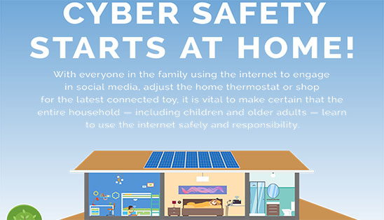 Image for Cyber Safety Starts At Home
