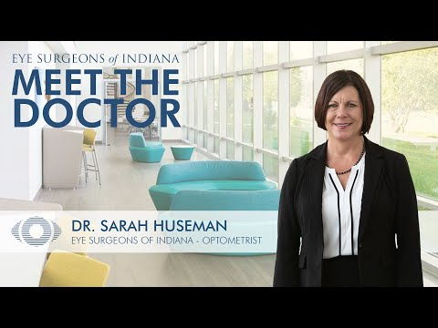 Image for Meet Dr. Huseman