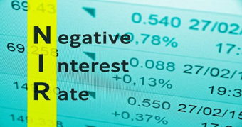 Image for Negative Borrowing Rates – Can't Happen, Right?