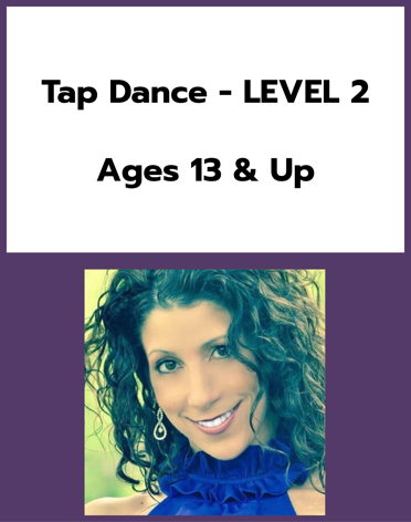 Image for Tap Dance - LEVEL 2