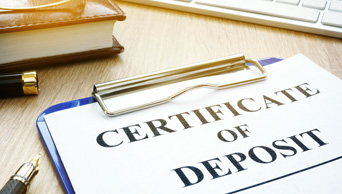 Image for Certificate of Deposit (CD)