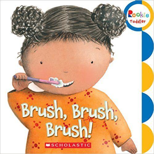 brush brush brush book cover