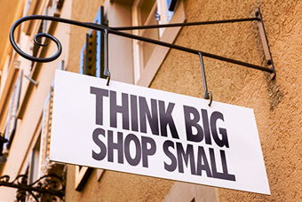 Image for Sometimes Small is Better: Shop Small Business Saturday!