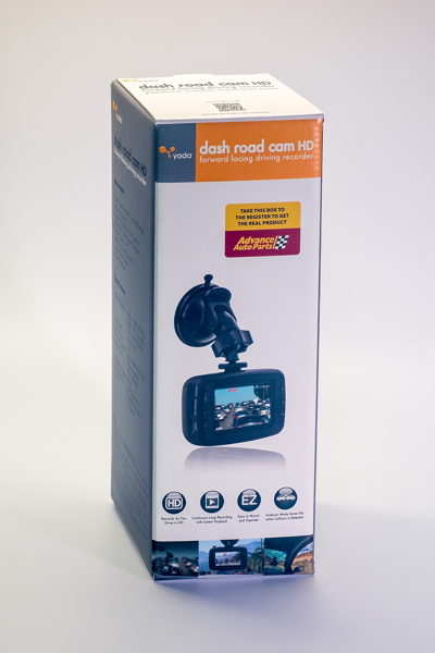 GPS Product Packaging