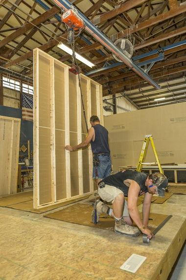Installing Walls