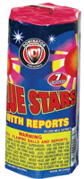 Image for Blue Stars with Report 7 shot