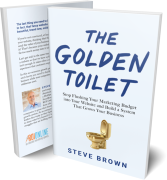 The Golden Toilet Book Image