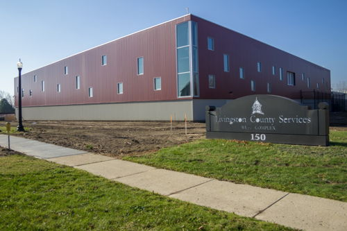 Image for Livingston County Jail Expansion- Howell, MI