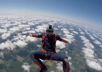 Highly Dangerous skydiving center