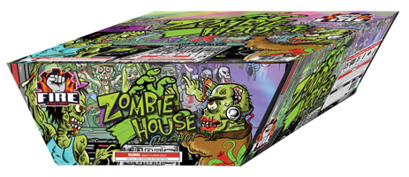 Image for Zombie House 115 Shots
