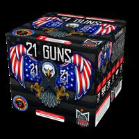 Image for 21 Guns 21 Shot