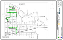 Construction Update for the Week of 3/5/18: Work at White River Blvd & Pauline, & Jackson St Closure the Week of March 12th