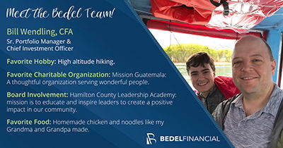 Bill Wendling, CFA | Meet the Bedel Team
