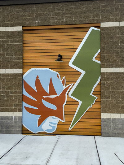 Qdoba Exterior Metal Graphics