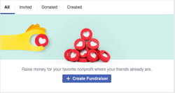 Image for 5 Facebook Tools Your Nonprofit Should Use for Online Fundraising