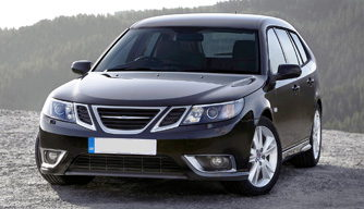 Saab color