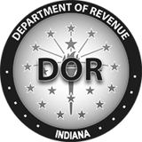 Logo for Indiana Department of Revenue