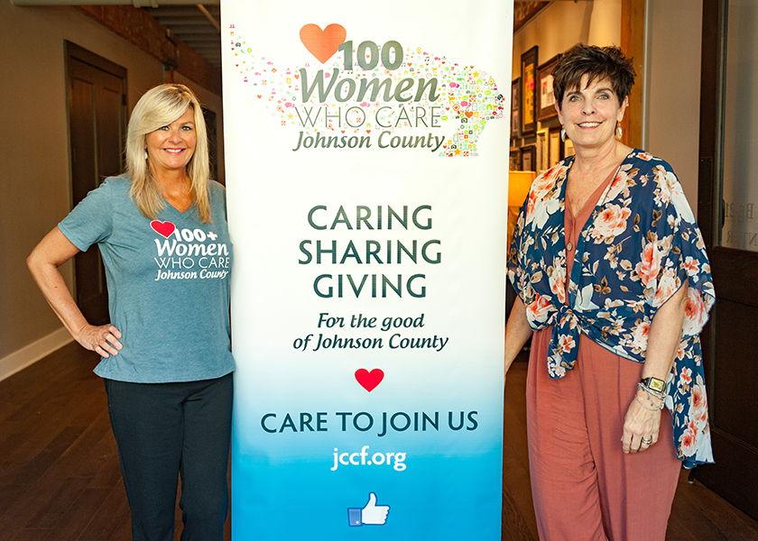 100+ Women Who Care grant recipient Coffeehouse Five