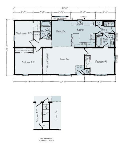 Floorplan of Phoenix