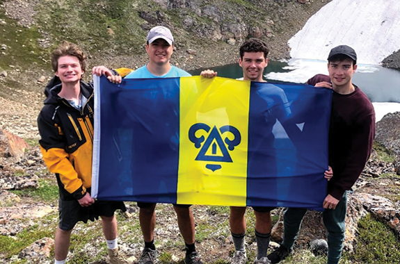 Image for Research Proves relevancy of fraternity experience