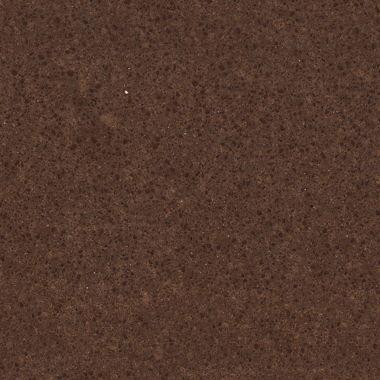 Optional Quartz Countertop- Saddle Brown