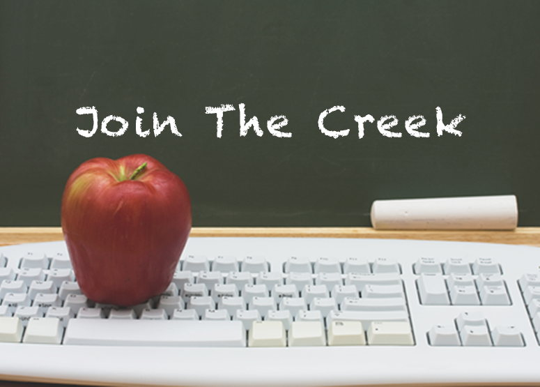 Image for Join The Creek